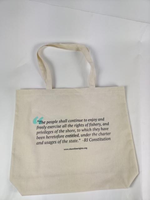 seaweed bag Constitution Quote